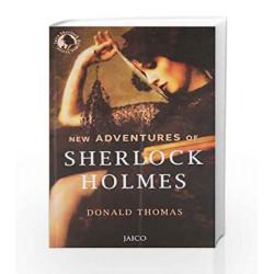 New Adventures of Sherlock Holmes (Jaico Sherlock Holmes) by Donald Thomas Book-9788184954357