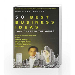 50 Best Business Ideas that Changed the World by Ian Wallis Book-9788184952841