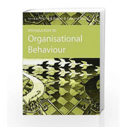 Introduction to Organisational Behaviour by ED.BY MICHAEL BUTLER & EDWARD ROSE Book-9788184952797