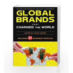 Global Brands that Changed the World by David Lester Book-9788184952674