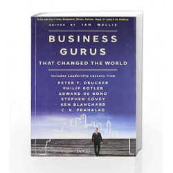 Business Gurus that Changed the World by Ian Wallis Book-9788184952834