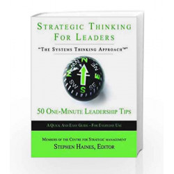 Strategic Thinking for Leaders by Stephen Haines Book-9788179925850