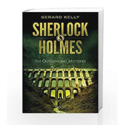 Sherlock Holmes: The Outstanding Mysteries by Gerard Kelly Book-9788184955880
