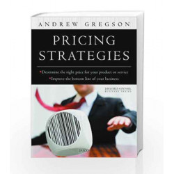 Pricing Strategies by Andrew Gregson Book-9788184950366