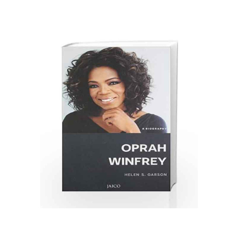Oprah Winfrey: A Biography by HELEN S GARSON Book-9788184953565