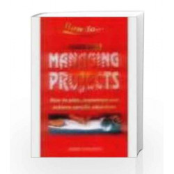 Managing Projects by James Chalmers Book-9788172249854