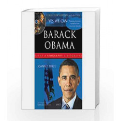 Barack Obama (With DVD) by Joann F. Price Book-9788184950489