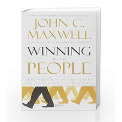 Winning with People by John C. Maxwell Book-9788184951745