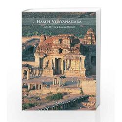 Hampi Vijayanagara by John M Fritz Book-9788184956023