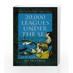 20,000 Leagues Under the Sea by JULES VERNE Book-9788179920039