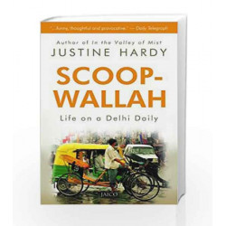 Scoop-Wallah by JUSTINE HARDY Book-9788184950267