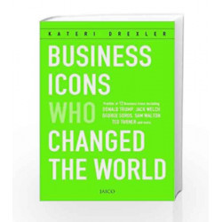 Business Icons Who Changed the World by Kateri Drexler Book-9788184950984