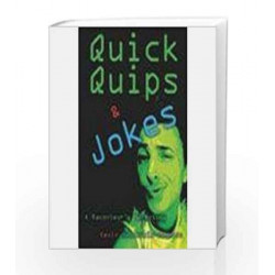 Quick Quips and Jokes by K. Jackson-Goldstein Book-9788179924334