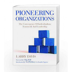 Pioneering Organizations by Larry Davis Book-9788179925737
