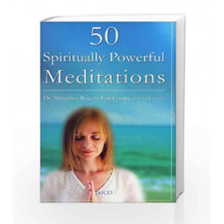 50 Spiritually Powerful Meditations by Margaret Rogers Book-9788172246242