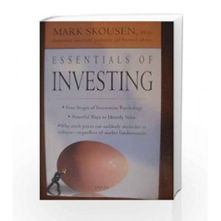 Essentials of Investing by Mark Skousen Book-9788184950236