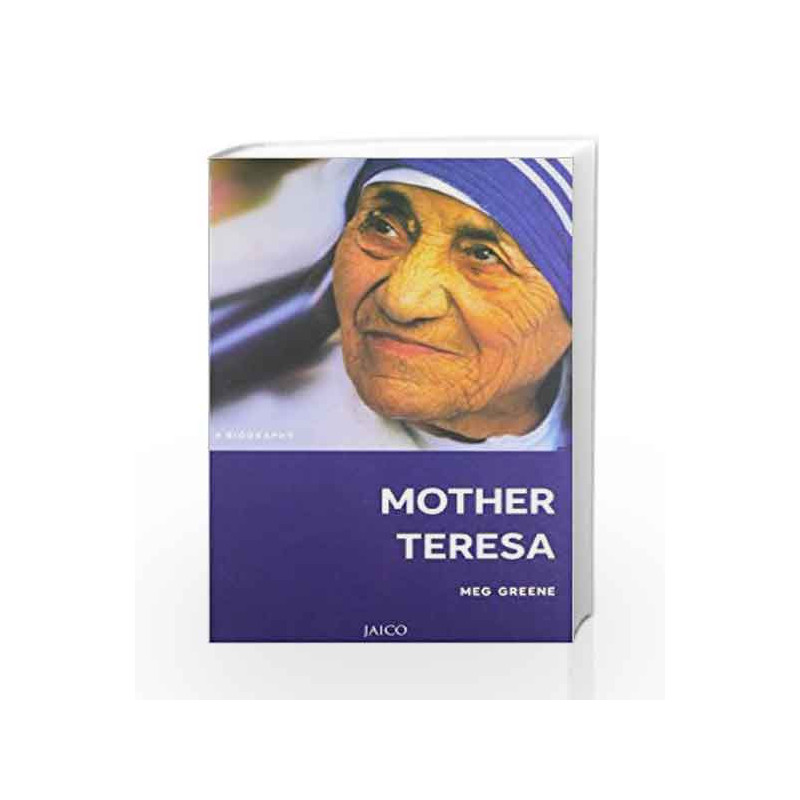 Mother Teresa: A Biography by MEG GREENE Book-9788184953572