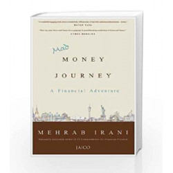 Mad Money Journey: A Financial Adventure by MEHRAB IRANI Book-9788184955774