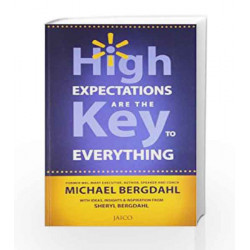High Expectations are the Key to Everything by MICHAEL & BERGDAHL Book-9788184954784