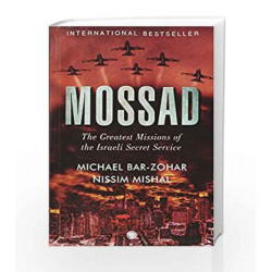 Mossad by MICHAEL & MISHAL Book-9788184958454