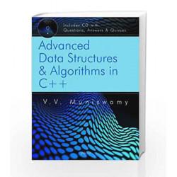 Advanced Data Structures & Algorithms in C++ by V.V. Muniswamy Book-9788184950021