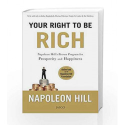 Your Right to Be Rich by NAPOLEON HILL Book-9788184957983
