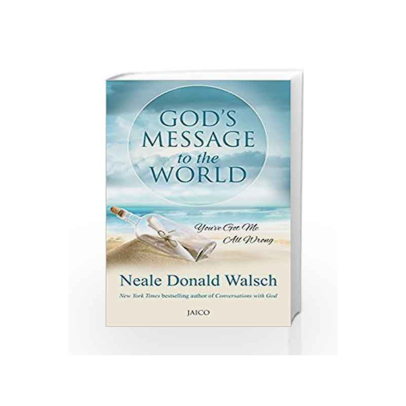 GODS MESSAGE TO THE WORLD by NEALE DONALD WALSCH Book-9788184957945