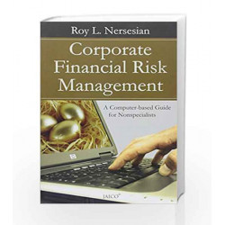 Corporate Financial Risk Management by Roy L. Nersesian Book-9788179929278