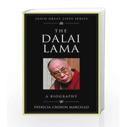 The Dalai Lama: Jaico Great lives series by Patricia Cronin Marcello Book-9788179929650