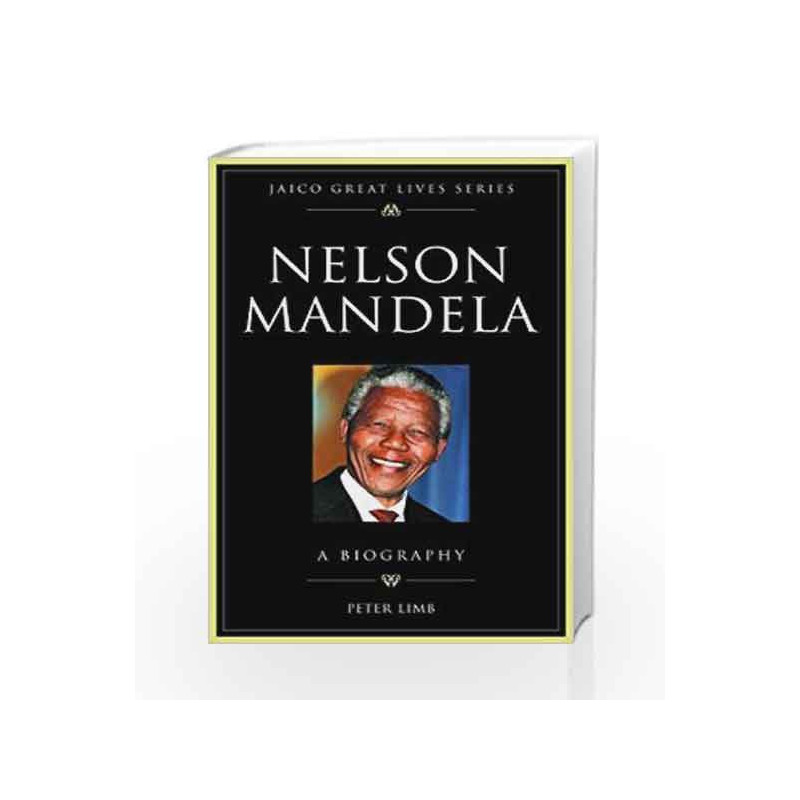 Nelson Mandela by PETER LIMB Book-9788184950496