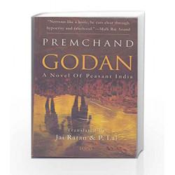 Godan by Premchand Book-9788172242190