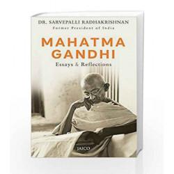 Mahatma Gandhi by Dr. Sarvepalli Radhakrishnan Book-9788172241223