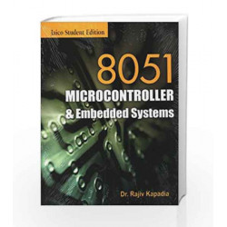 8051 Microcontroller & Embedded Systems by Rajiv Kapadia Book-9788179923139