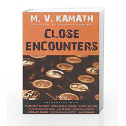 Close Encounters by RANDERI Book-9788179925775