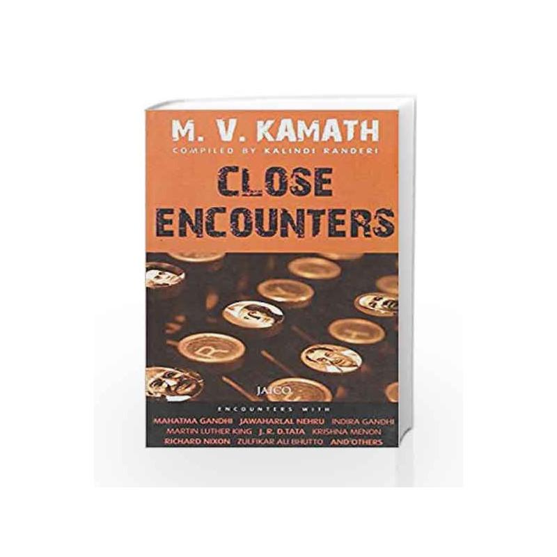 Close Encounters by RANDERI Book-9788179925775