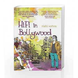 HiFi in Bollywood by Rishi Vohra Book-9788184956481