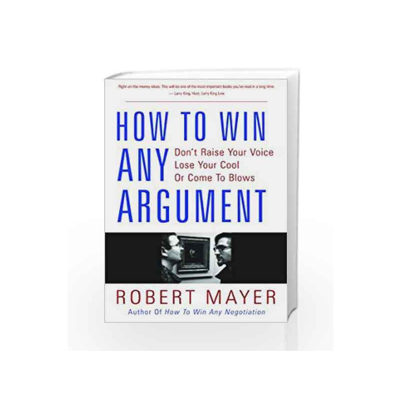 How to Win Any Argument by Robert Mayer Book-9788179927809
