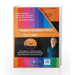 The Robin Sharma Pack (10 Volume Set) by ROBIN SHARMA Book-9788179929827