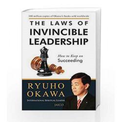 The Laws of Invincible Leadership by Ryuho Okawa Book-9788184957495