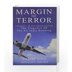 Margin of Terror by Salim Jiwa & Donald J. Hauka Book-9788179927045
