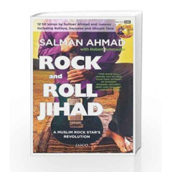 Rock and Roll Jihad (With CD) by Salman Ahmad With Robert Schroeder Book-9788184951189