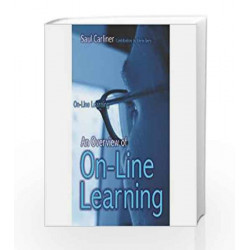 An Overview of On-Line Learning by SAUL CARLINER Book-9788179925430
