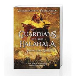Vikramaditya Veergatha Book 1 - The Guardians of the Halahala by Shatrujeet Nath Book-9788184956382