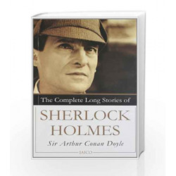The Complete Long Stories of Sherlock Holmes by SIR ARTHUR CONAN DOYLE Book-9788172240530