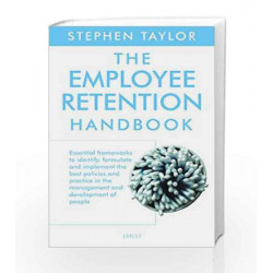 The Employee Retention Handbook by STEPHEN TAYLOR Book-9788179929094