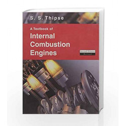 Internal Combustion Engines by S.S. Thipse Book-9788179928004