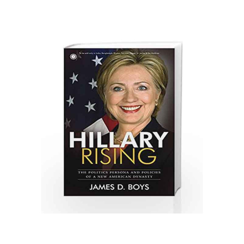 Hillary Rising by JAMES D. BOYS Book-9788184958713