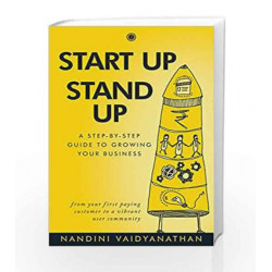 Start Up, Stand Up by Nandini Vaidyanathan Book-9788184959185