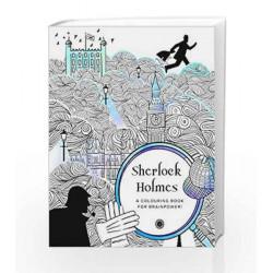 Sherlock Holmes: A Colouring Book for Brainpower! by Simon Balley Book-9788184959482