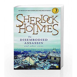 The Sherlock Holmes: The Disembodied by Jaico Publishing House Book-9789386348579